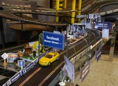 MTN Scalextric Commercial