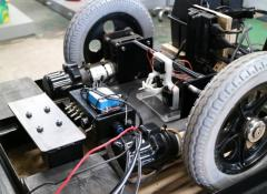 Amazon Robot Inside, Nedbank TVC, Fabrication, SFX, Cape Town