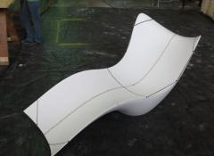 Custom made chair for surf board rig, SFX Fabrication Cape Town