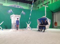 Custom made snow car, Fabrication Cape Town