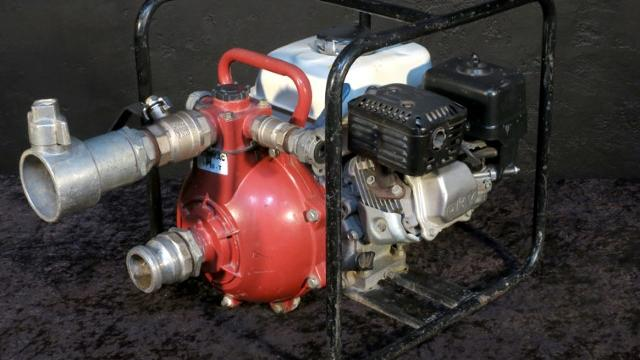 "Pump (Petrol, 2"" Firehose)"