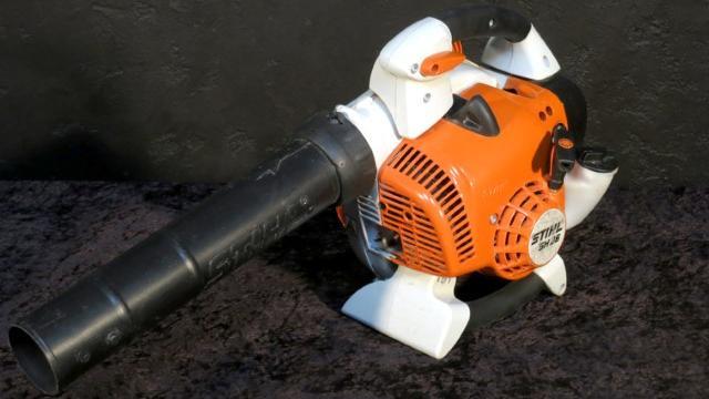 Stihl 2-stroke leaf blower/vacuum