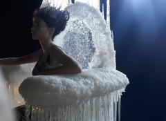 McCafe Ice Queen, Fabrication, Cape Town