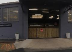 Gravitron Workshop, Practical effects, Cape Town
