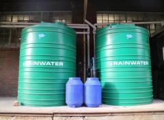 10000 litre Rainwater tanks