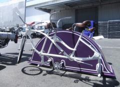 Custom made bicycle, Metal work fabrication South Africa