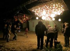 FNB Help will light the way. Electronic Special effects and rigs, Cape Town