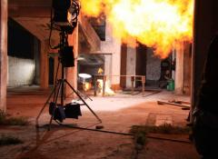 Fire Bomb, Mr Cat and the Jackal Music video